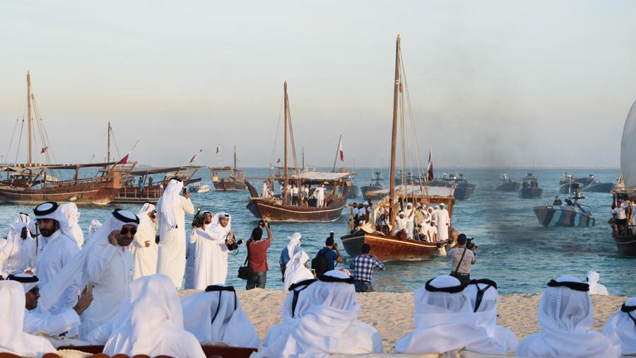 Regatta Dhow Festival Katar