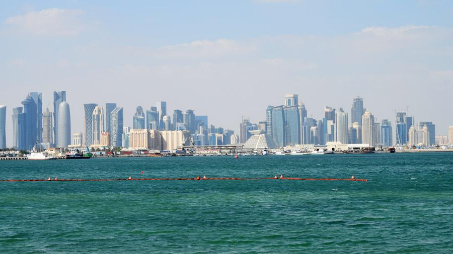 Skyline Doha Sharq Village