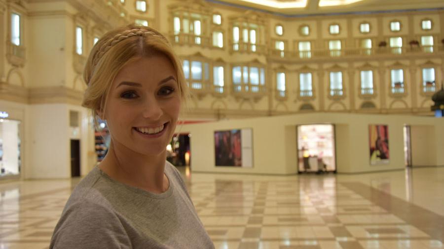 Annica Hansen Villaggio Mall