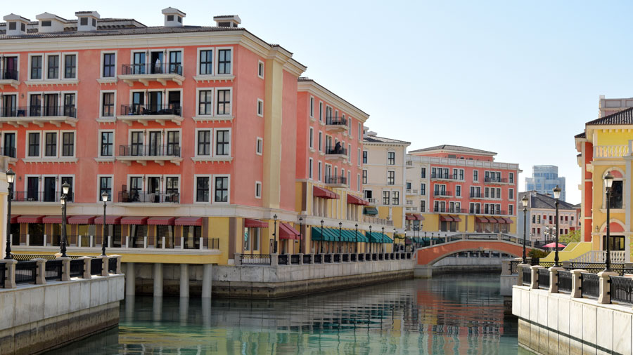 Venedig The Pearl Katar
