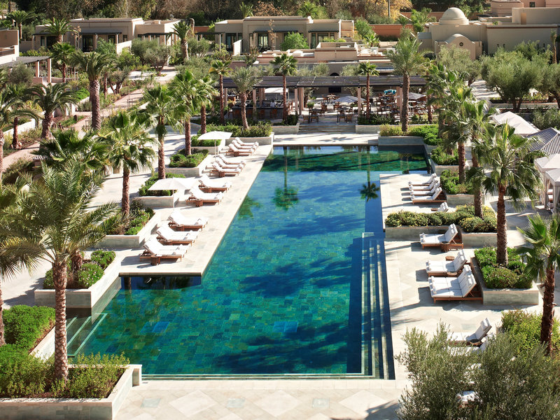 Marokko - Marrakesch, Four Seasons Resort Marrakech vom 2020-09-01 bis 2020-09-06 für 1827 EUR p.P.