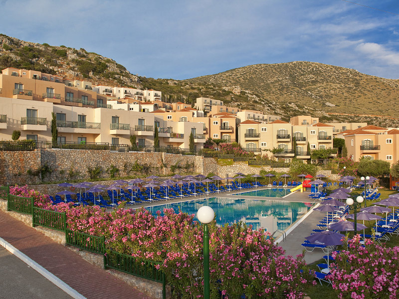 Kreta, The Village Resort & Waterpark vom 2021-05-03 bis 2021-05-10 für 561 EUR p.P.