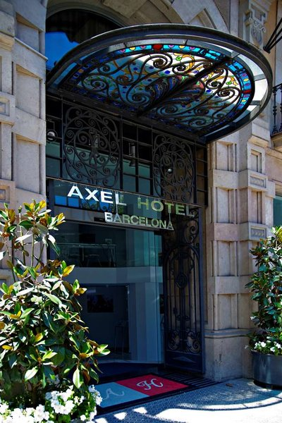 Barcelona Inklusive Flug, Axel Hotel Barcelona and Urban Spa Adults Only vom 2020-10-14 bis 2020-10-15 für 152 EUR p.P.