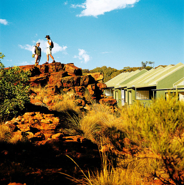 Northern Territory, Kings Canyon Resort vom 2020-11-30 bis 2020-12-03 für 315 EUR p.P.