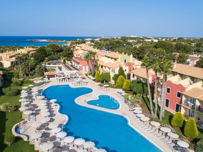 Find your hotel in Ciutadella de Menorca on the map