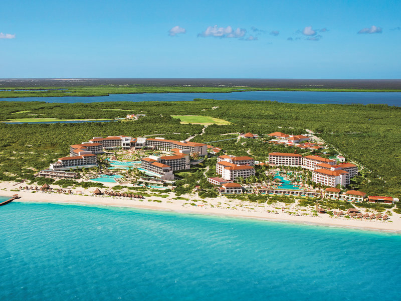 Mexiko: Yucatan / Cancun, Dreams Playa Mujeres Golf & Spa Resort vom 2021-12-07 bis 2021-12-12 für 1415 EUR p.P.