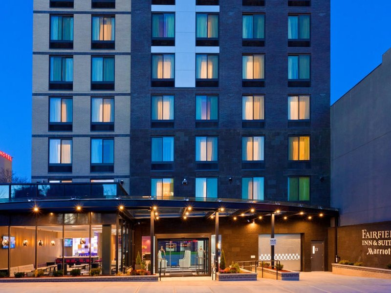 New York, Fairfield Inn & Suites by Marriott New York Queens/Queensboro Bridge vom 2021-04-17 bis 2021-04-22 für 1097 EUR p.P.