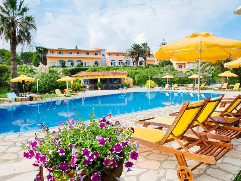 Hotel Auf Korfu Gunstig Buchen Top Hotels Korfu Tui Com
