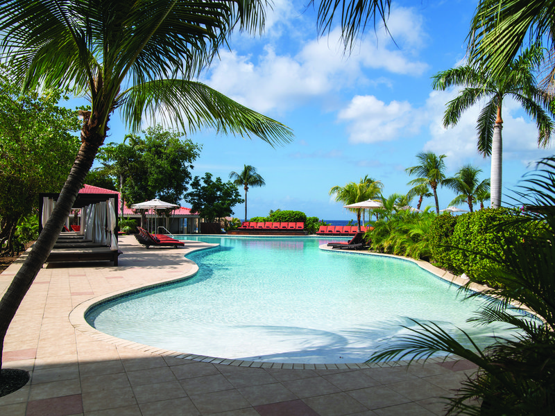 Curacao, Dreams Curaçao Resort, Spa & Casino vom 2021-05-27 bis 2021-06-03 für 1383 EUR p.P.