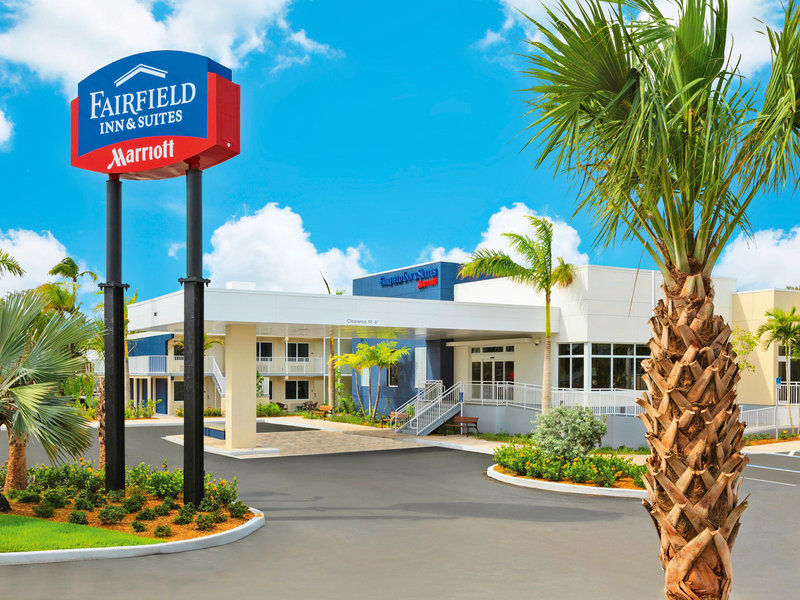 Florida Keys, Fairfield Inn Key West at The Keys Collection vom 2021-01-01 bis 2021-01-02 für 310 EUR p.P.