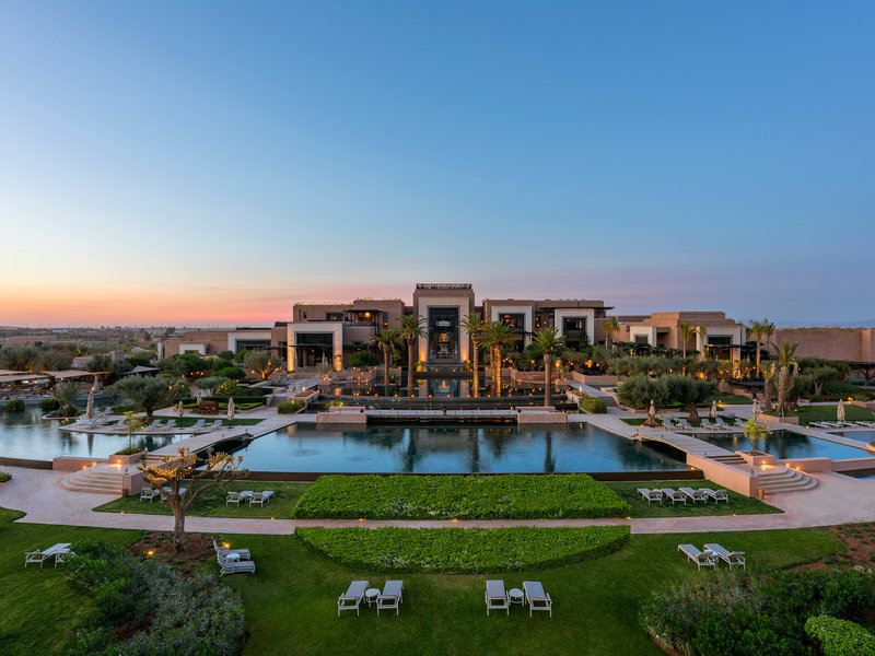 Marokko - Marrakesch, Fairmont Royal Palm Marrakech vom 2020-11-28 bis 2020-12-03 für 1466 EUR p.P.