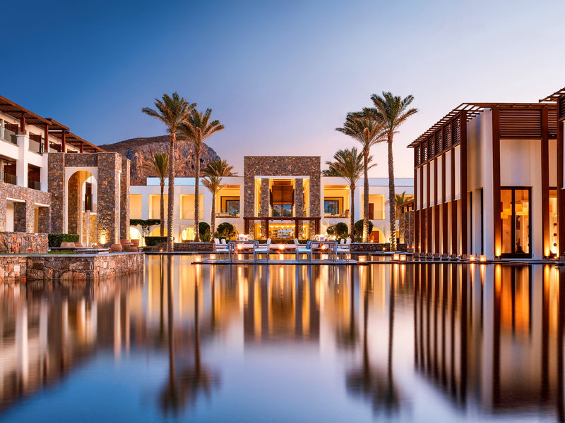 Luxury, Amirandes, Grecotel Exclusive Resort vom 2020-10-14 bis 2020-10-21 für 643 EUR p.P.