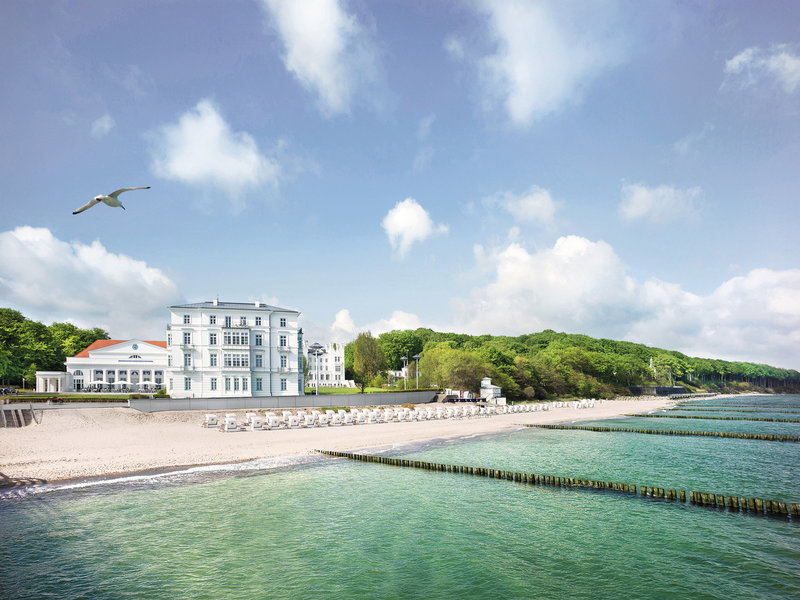 Ostsee - Heiligendamm, Grand Hotel Heiligendamm - The Leading Hotels of the World vom 2020-11-01 bis 2020-11-02 für 112 EUR p.P.